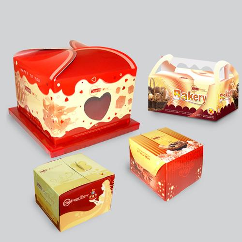hộp giấy bánh kem