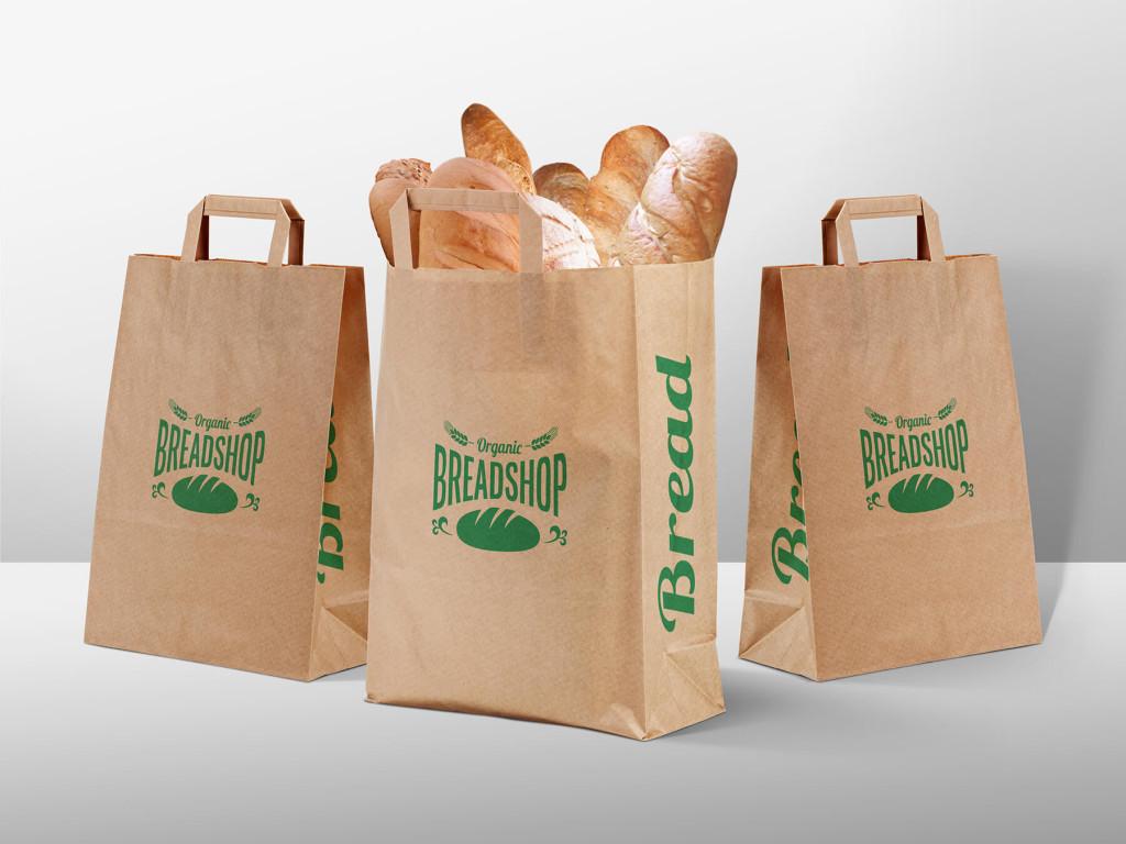 các loại túi giấy thực phẩm