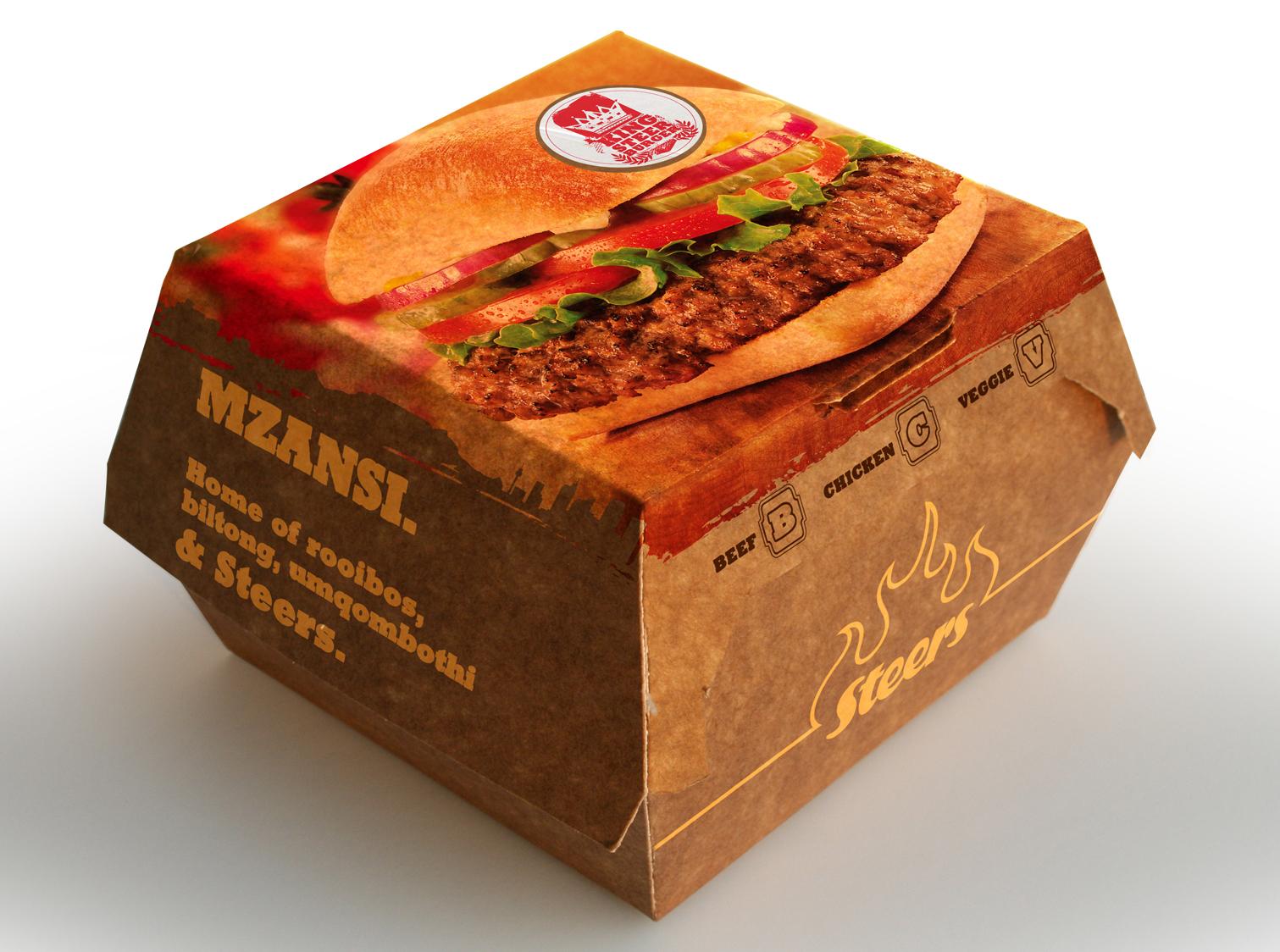 sử dụng hộp giấy để đựng thực phẩm