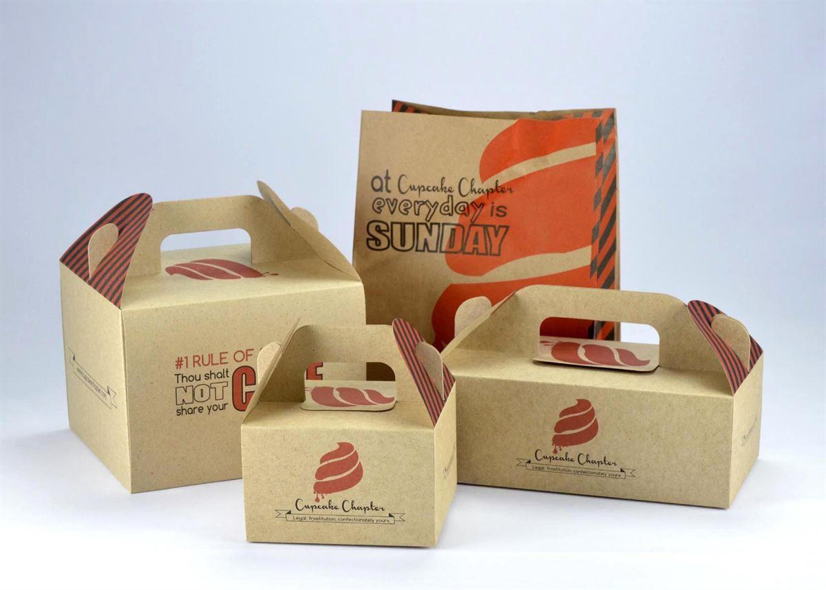 các loại hộp giấy đựng thực phẩm
