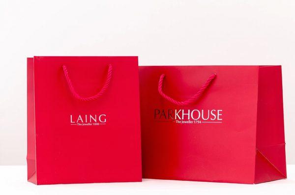 In túi giấy cho shop thời trang đẹp