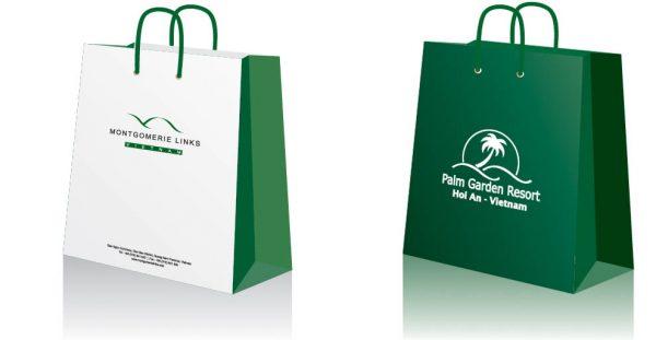 Mẫu in túi giấy đựng quà cho doanh nghiệp