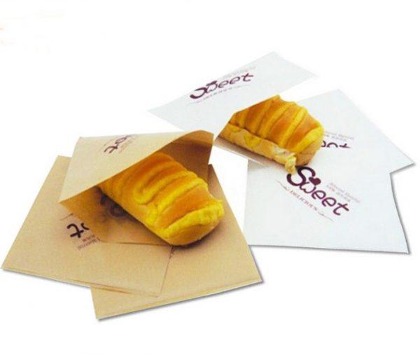 In túi giấy bánh mì đẹp
