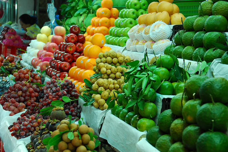 muốn kinh doanh trái cây phải cần gì