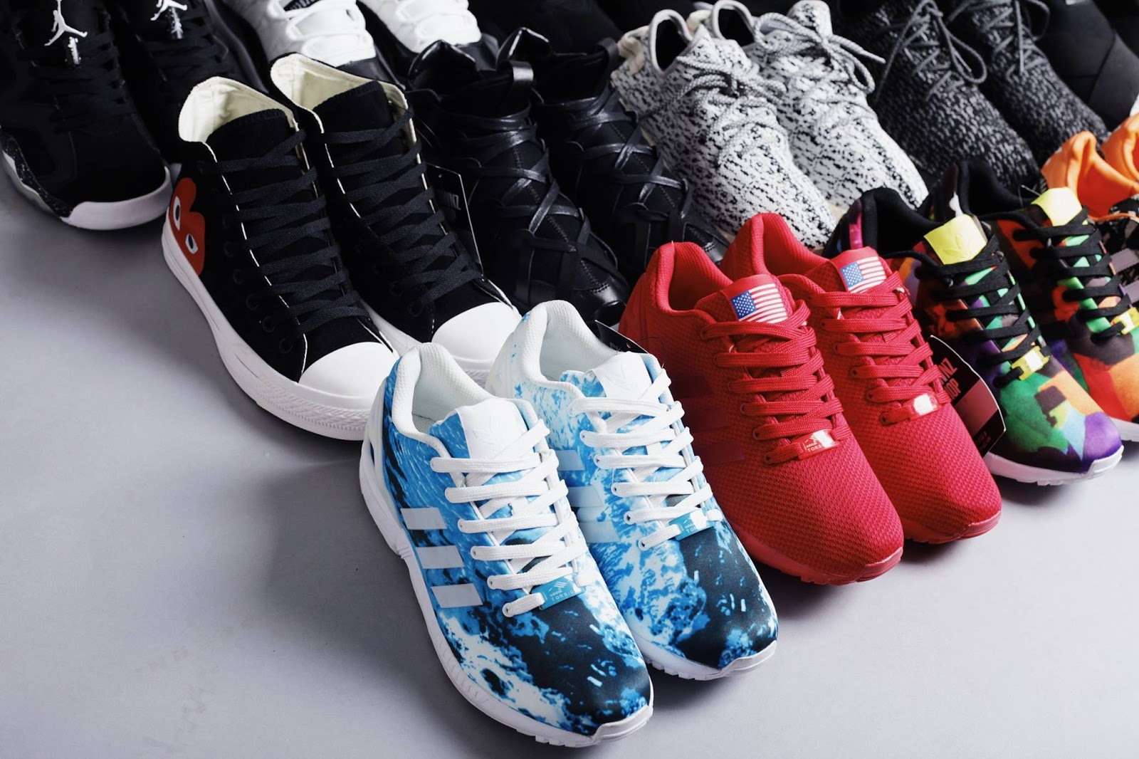 muốn kinh doanh giày dép phỉ làm gì